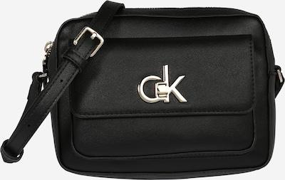 Calvin Klein Torba za kamero 'RE-LOCK CAMERA BAG W/FLAP PKT LG' | črna barva, Prikaz izdelka