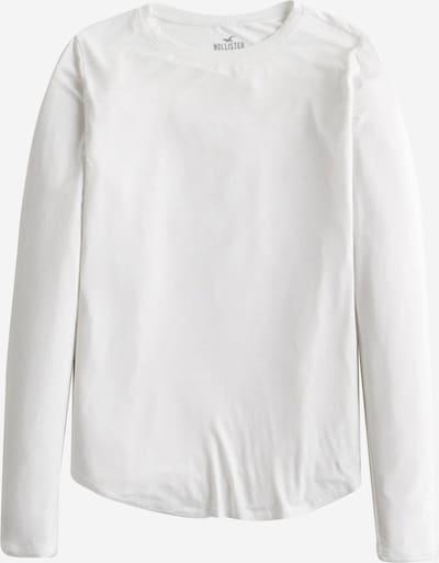 HOLLISTER Majica | bela barva, Prikaz izdelka