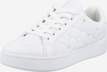 GUESS Sneaker low 'REEA' i hvit