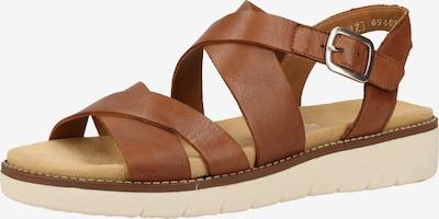 REMONTE Sandale in braun, Produktansicht