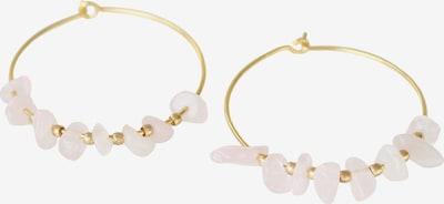 Matica Jewellery Boucles d'oreilles en or / rose, Vue avec produit