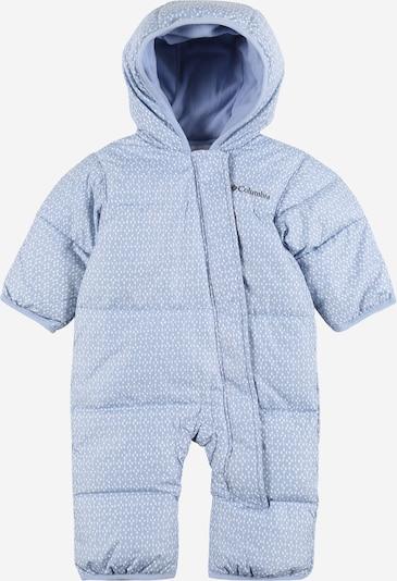 COLUMBIA Funktionsdräkt 'Snuggly Bunny' i ljusblå / vit, Produktvy