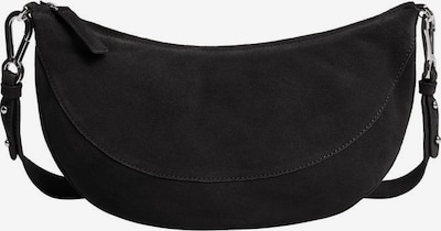 MANGO Schultertasche 'York' in schwarz, Produktansicht