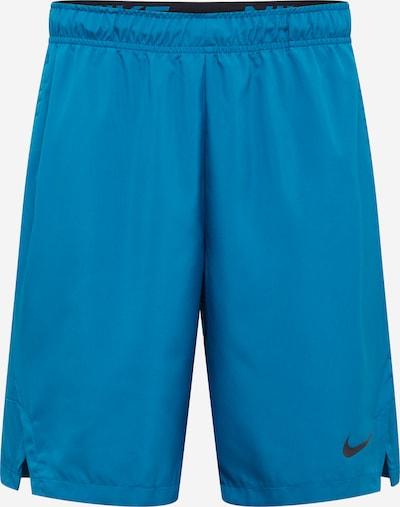 NIKE Športne hlače 'Flex' | antracit / žad barva, Prikaz izdelka