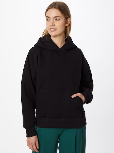Gestuz Sweat-shirt 'Rubi' en noir: Vue de face