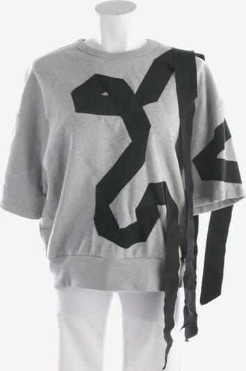 Dries Van Noten Sweatshirt / Sweatjacke in S in hellgrau, Produktansicht
