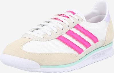 ADIDAS ORIGINALS Sneaker in beige / pink / weiß, Produktansicht
