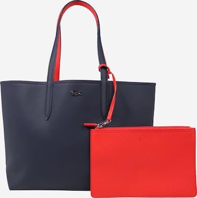 kék / piros LACOSTE Shopper táska 'Anna', Termék nézet
