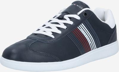 TOMMY HILFIGER Sneakers laag 'ESSENTIAL' in de kleur Donkerblauw / Wit, Productweergave