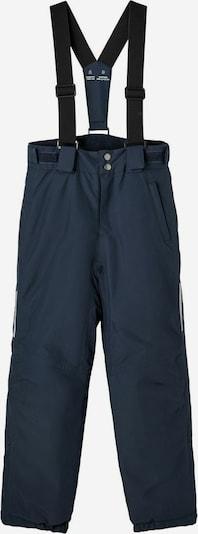 NAME IT Functionele broek in de kleur Navy, Productweergave