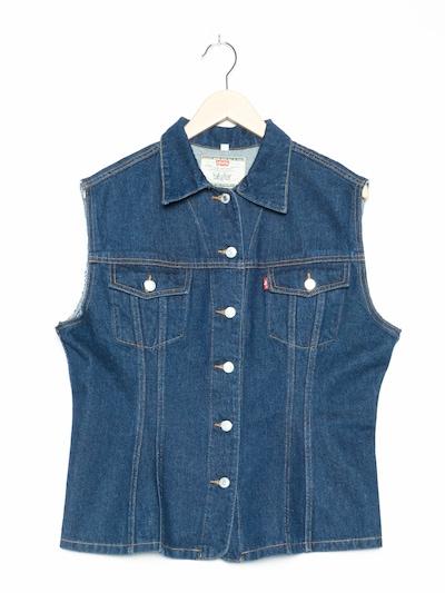 LEVI'S Jeansweste in L in blue denim, Produktansicht