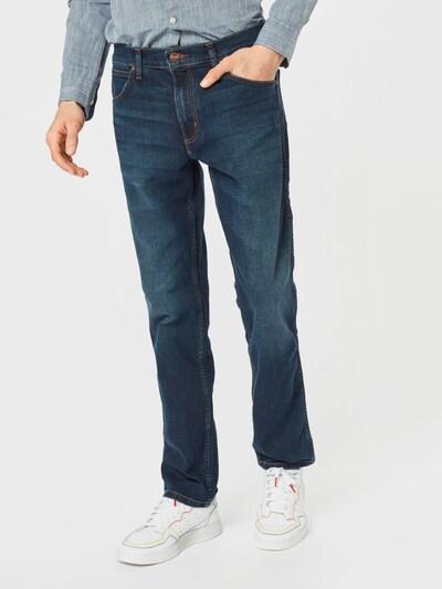 WRANGLER Jeans 'GREENSBORO' in blue denim, Modelansicht
