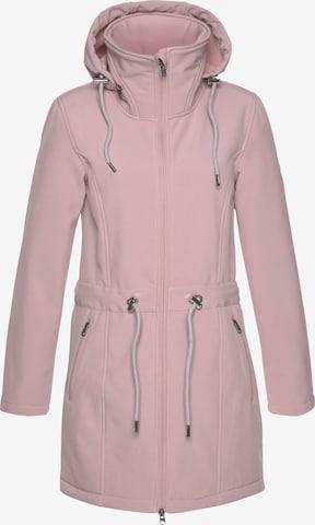 KangaROOS Outdoor Jacket in Pink