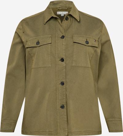 Tommy Hilfiger Curve Jacke in khaki, Produktansicht