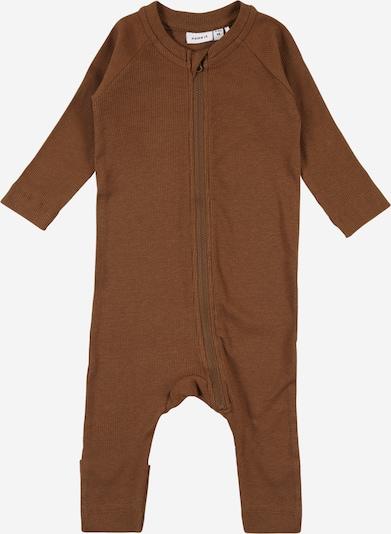 NAME IT Piżama w kolorze brązowym, Podgląd produktu