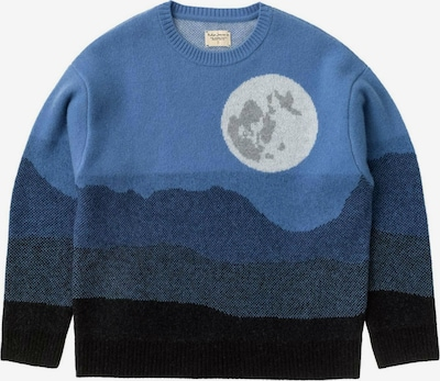 Nudie Jeans Co Sweater ' Lena Moon Sweater ' in Blue, Item view