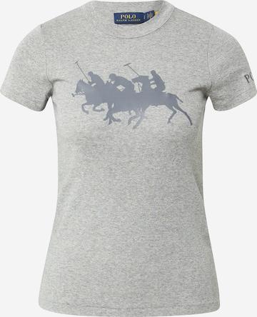 Polo Ralph Lauren Skjorte i grå