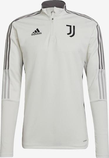 ADIDAS PERFORMANCE Sportsweatshirt 'Juventus Turin Tiro' in schwarz / weiß, Produktansicht