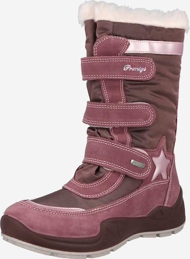 PRIMIGI Snowboots in rosé / hellpink / weinrot, Produktansicht