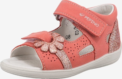 Pepino Sandale in pink / silber, Produktansicht