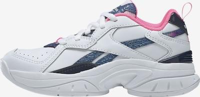 REEBOK Sportschuh 'Xeona' in blau / pink / schwarz / weiß, Produktansicht