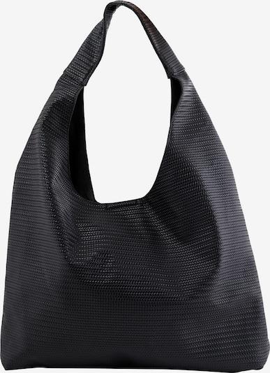 PIECES Shopper 'Jina' en negro, Vista del producto