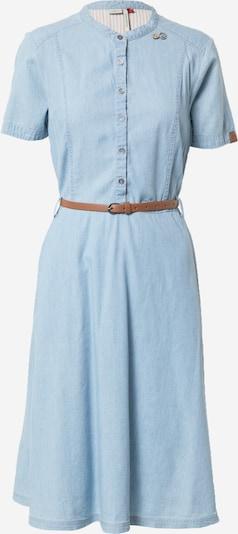 Ragwear Kleid 'ALUNA' in hellblau, Produktansicht