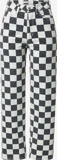 Pimkie Džínsy 'NSTHDAM' - čierna / biela, Produkt