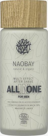 Naobay Rasierwasser 'All In One Multi Effect' in transparent, Produktansicht