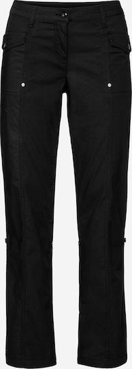 SHEEGO Pantalon en noir, Vue avec produit