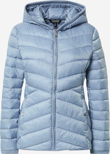 Lauren Ralph Lauren Φθινοπωρινό και ανοιξιάτικο μπουφάν σε μπλε φιμέ / λευκό, Άποψη προϊόντος