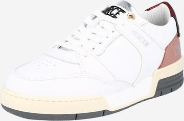 Sneaker low 'BASKET 89' de la Mercer Amsterdam pe alb