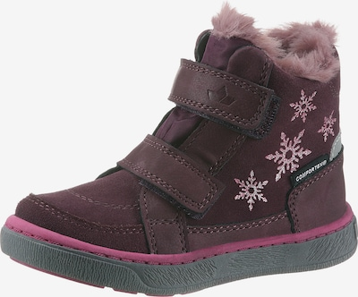 LICO Boots in Grey / Pink / Pink / Bordeaux, Item view