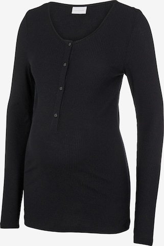 MAMALICIOUS T-shirt 'Carma' i svart