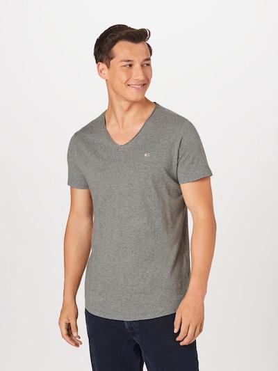 Maglietta ' JASPE' Tommy Jeans di colore grigio scuro, Visualizzazione modelli