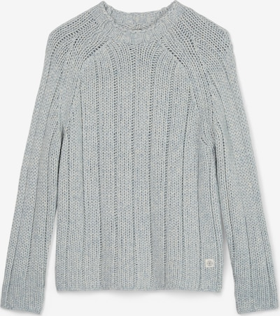Marc O'Polo Strickpullover ' aus Chunky-Cotton-Wool ' in grau, Produktansicht