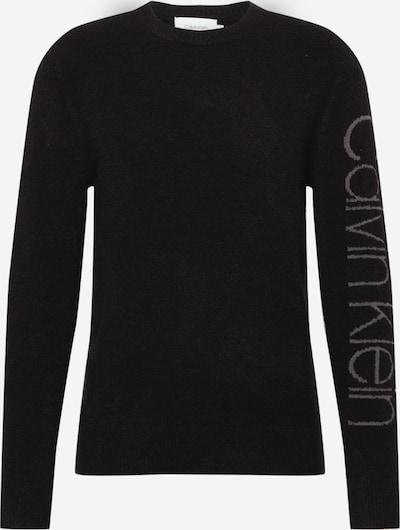 Calvin Klein Sweater in Grey / Black, Item view