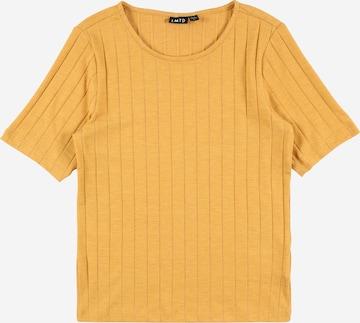 LMTD T-Shirt 'DUNNE' in Gelb