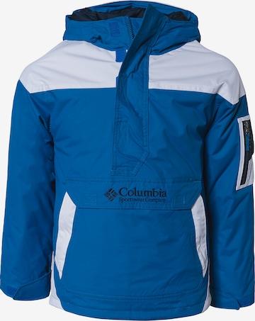 Geacă outdoor de la COLUMBIA pe albastru