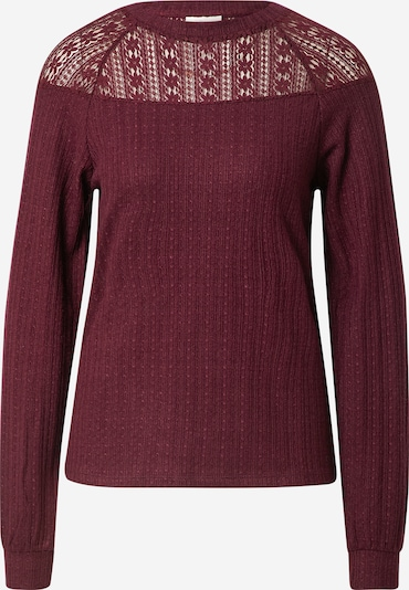 VILA Shirt in Wine red, Item view
