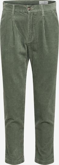 Pantaloni eleganți TOM TAILOR DENIM pe verde deschis, Vizualizare produs