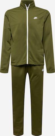 Nike Sportswear Jogginganzug in Grün