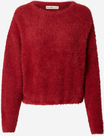 24COLOURS Sweater in Red, Item view