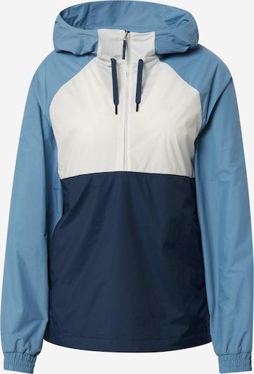 Schöffel Kurtka sportowa 'Portland' w kolorze granatowy / gołąbkowo niebieski / białym, Podgląd produktu
