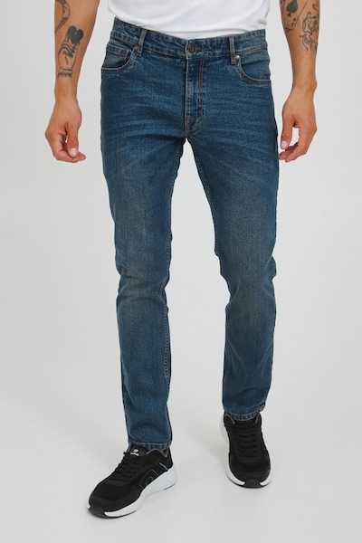 !Solid Jeans 'PIRKO' in blau / dunkelblau, Modelansicht