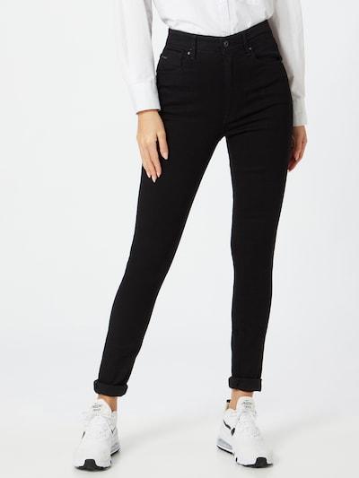 G-Star RAW Jeans 'Kafey' in black denim, Modelansicht