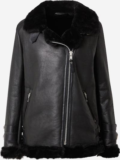 Demisezoninė striukė iš Schott NYC , spalva - juoda, Prekių apžvalga