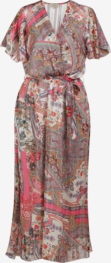 usha FESTIVAL Robe d'été en mélange de couleurs / rose, Vue avec produit