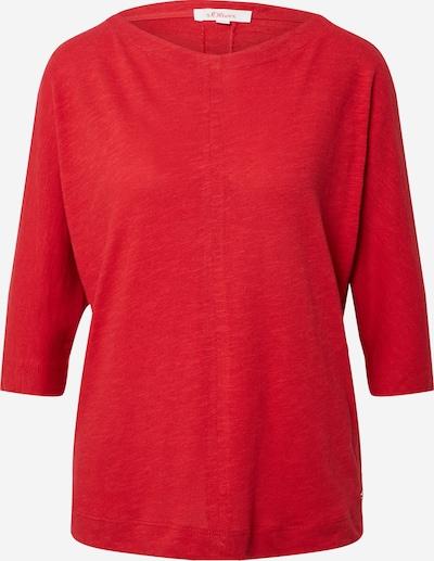s.Oliver Koszulka w kolorze czerwonym, Podgląd produktu