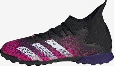 ADIDAS PERFORMANCE Fußballschuh ' Predator Freak.3 TF  ' in pink / schwarz, Produktansicht